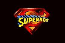 Superboy Logo